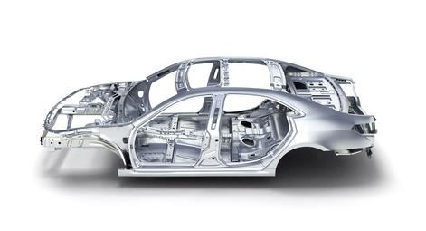 Magnesium Car Parts