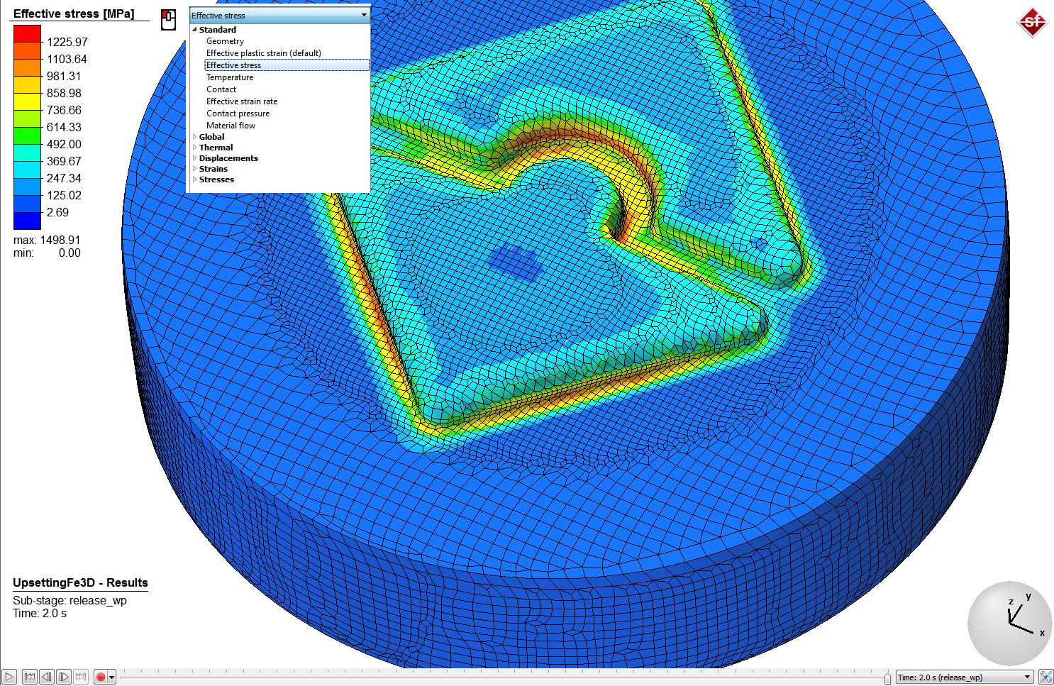 Forming Simulation Simufact Forming | simufact